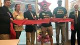 Sticky's Finger Joint officially opened in Bridgewater on Thursday, Sept. 18.