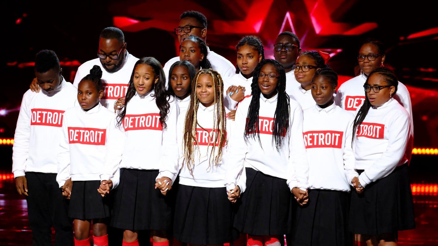 Detroit Youth Choir to perform in Las Vegas with 'AGT' winner Kodi Lee