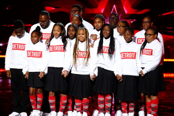 Detroit Youth Choir made it to second place on season 14 of NBC's 'America's Got Talent.' The results were announced Sept. 18, 2019.