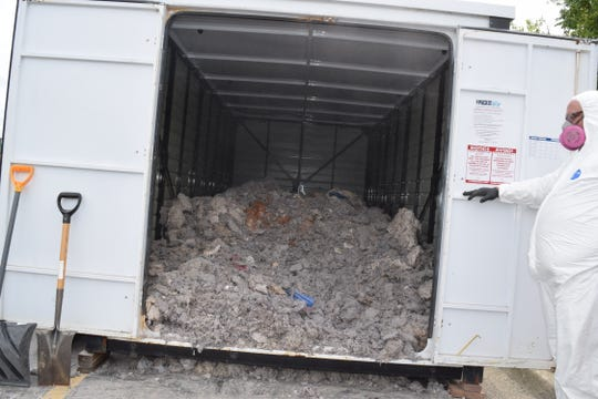 Dryer Vent Wizard, a Farmington Hills-based dryer maintenance and repair company, will attempt the Guinness World Record for world's largest ball of lint on Sept. 19, 2019.