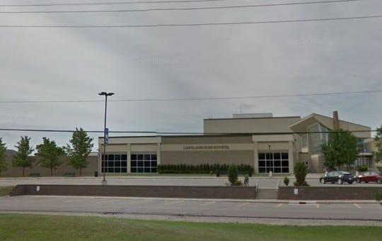 Lakeland High School in White Lake Township.