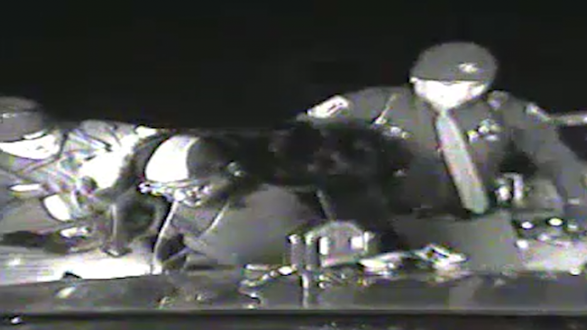 Police dashcam shows black motorist who is disabled slammed to the ground