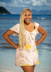 Lauren Beck competes on SURVIVOR: Island of the Idols when the Emmy Award-winning series returns for its 39th season, Wednesday, Sept. 25 (8:00-9:30PM, ET/PT) on the CBS Television Network. Photo: Robert Voets/CBS Entertainment  ©2019 CBS Broadcasting, Inc. All Rights Reserved.