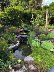 """Karen Marsh's photo, """"Peaceful Waters,"""" is the 2019 grand prize winner of the Homestyle Garden Photo Contest. Readers voted for the winner from 12 finalists."""