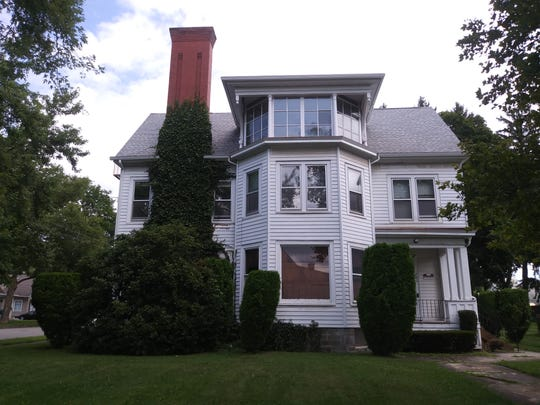 The Zonta House, at 742 W. First St. Elmira.