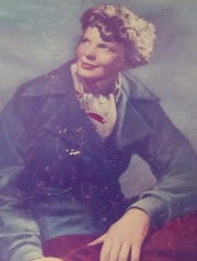 A picture of Zontian Amelia Earhart is prominently displayed in the Zonta House.