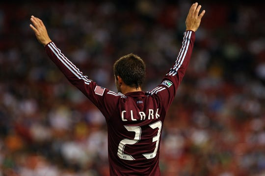 Fort Collins native and former Colorado Rapids player Colin Clark has died at the age of 35.