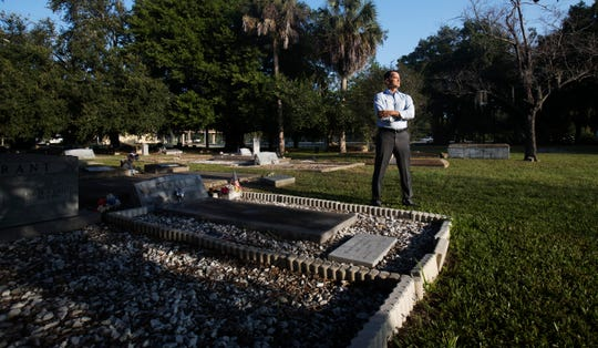 The New Prospect Cemetery in North Fort Myers has one caretaker who uses her own funds to care for the grounds. Local realtor Trae Zipperer is trying to help. He wants to crowd source cemetery maintenance including this one throughout Southwest Florida and beyond.