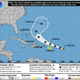 Hurricane Jerry strengthens in Atlantic; four other systems being monitored