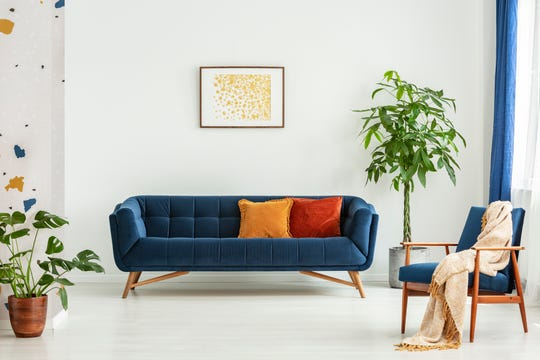 Life is too short to play it safe with color, texture and patterns. Breathe some new life in your living room with a pattern or color that makes you smile every time you see it!