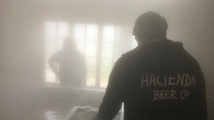 How would Door County taste as a beer? Hacienda Beer Co. will find out ... eventually