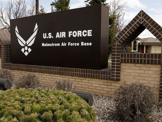 Malmstrom Air Force Base in Great Falls, Mont., has raised its Health Protection Condition from moderate to substantial in response to more confirmed cases of COVID-19 in Montana.