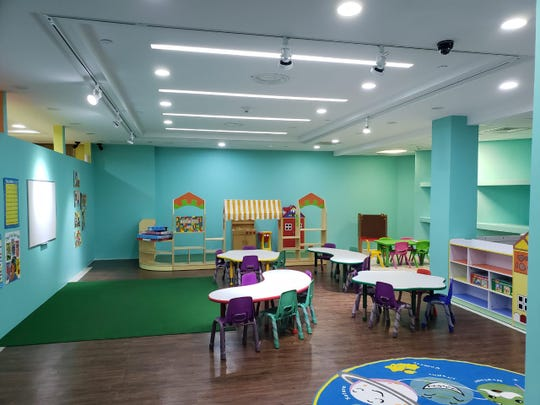 The Giving Tree preschool opens its third location in the Lotte Hotel lobby in Tumon on Saturday, Sept. 19. The grand opening and open house is from noon to 3 p.m. and will feature games, giveaways from Underwater World, Cafe n' Play and Fundforte, and a chance to win 40% off registration fees.