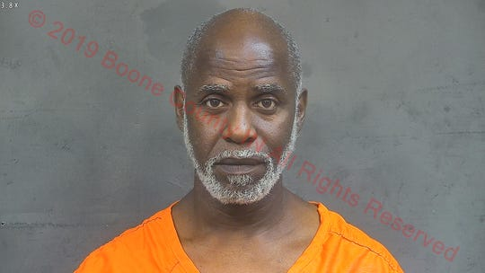 Prince McGoy, 58, died in the Boone County Jail Aug. 11 as a result of a heart attack, the county sheriff's office said.