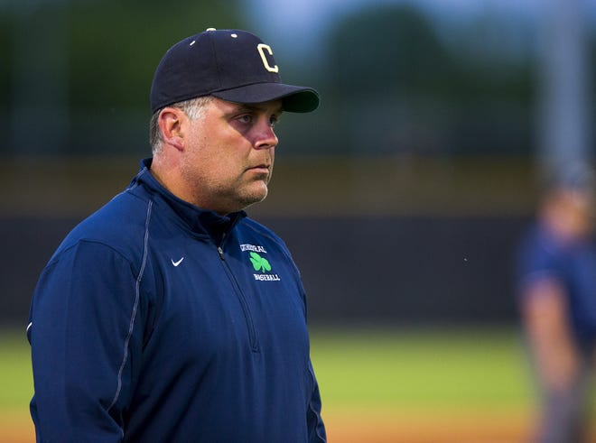 Former Cathedral coach Rich Andriole resigned after two seasons at Guerin Catholic.
