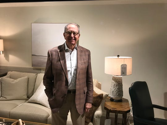 John C. Batte III, owner of Batte Furniture & Interiors, is retiring and closing the store, located on Northside Drive in Jackson. The family-owned business opened 136 years ago.