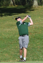 Madison's Jaekob Conard tied teammate Ian Wolfe for lowest score among the Rams with an 86 in Thursday's Ohio Cardinal Conference golf tournament at Mohican Hills.