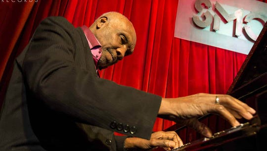 Memphis-born jazz piano great Harold Mabern.