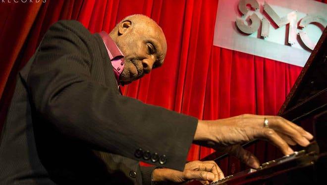 Memphis-born jazz piano great Harold Mabern.