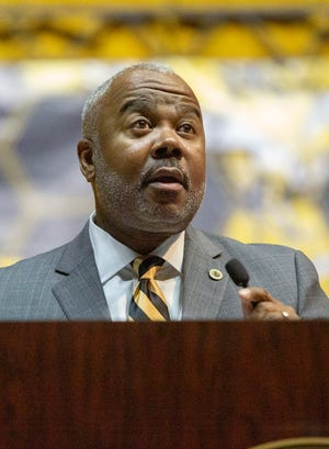 Dr. Quinton T. Ross Jr. is the president of Alabama State University.