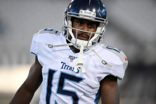 Injuries to the Titans' wide receiver corps has opened the door for Darius Jennings, who Tennessee cut in Week 9, to return to the roster.