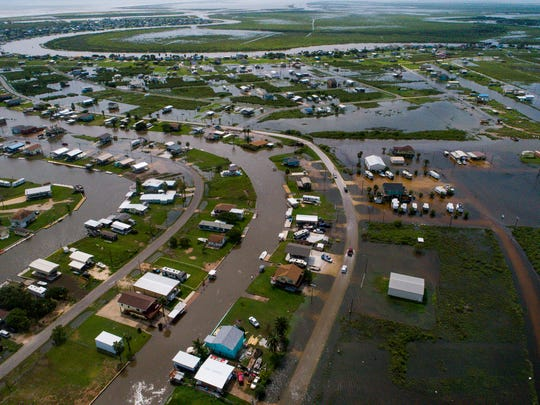 Texas flooding worse than Harvey, officials say, after Imelda's remnants bring torrential rain