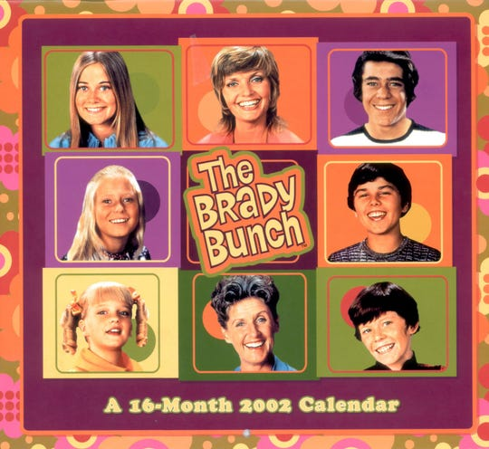 The Brady Bunch are pop culture icons