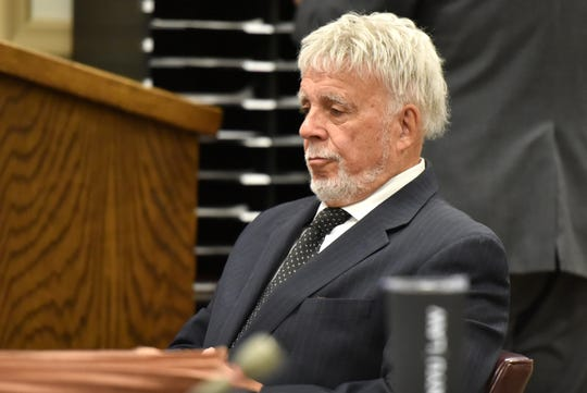 """Richard """"Richie"""" Roberts, a former attorney was sentenced to five years probation, community service and ordered to pay restitution to his former clients on perjury and theft charges in Morris County Superior Court on September 19, 2019."""