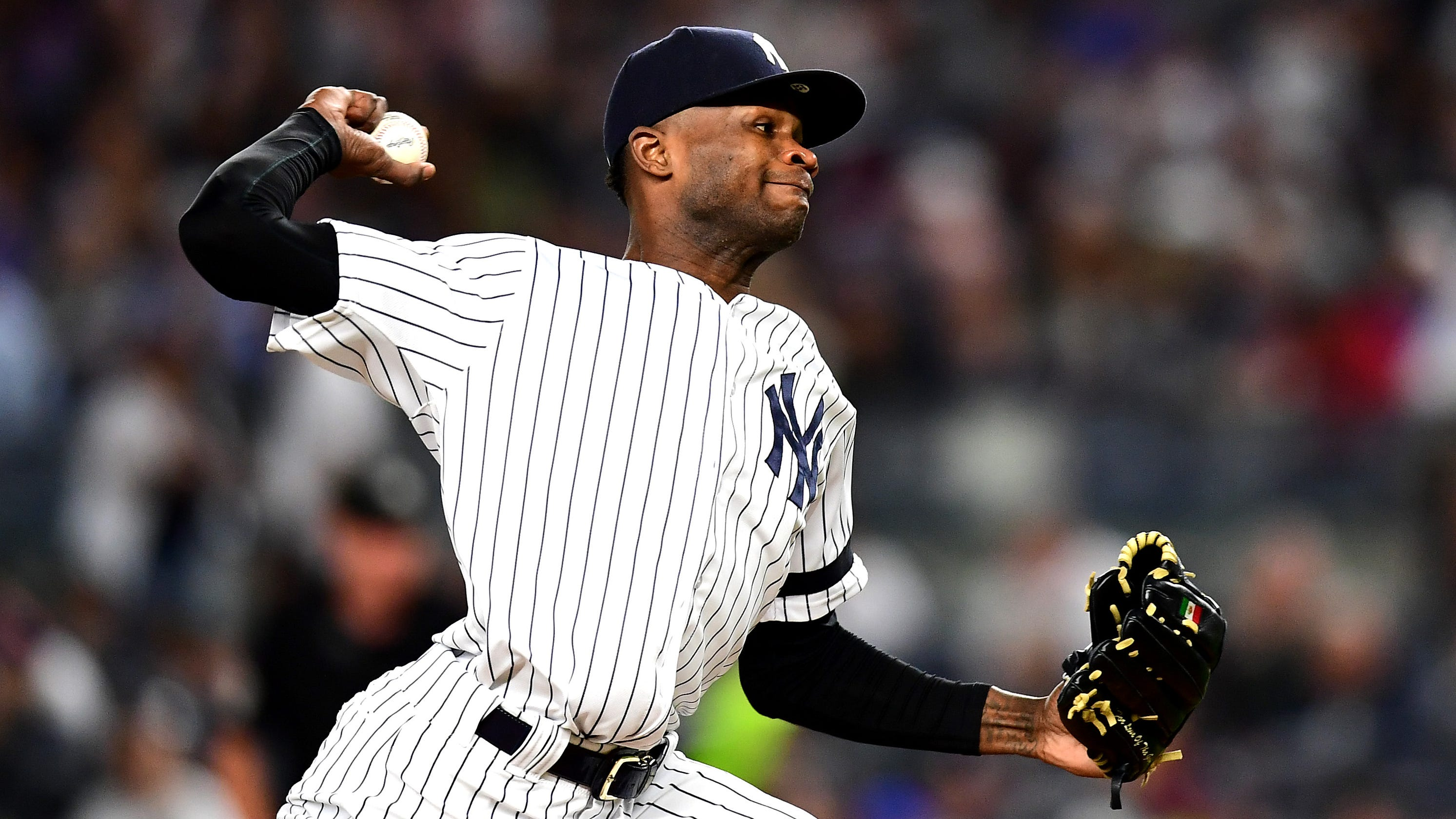 new concept 04f82 2c873 New York Yankees' Domingo German maybe not an option: What ...