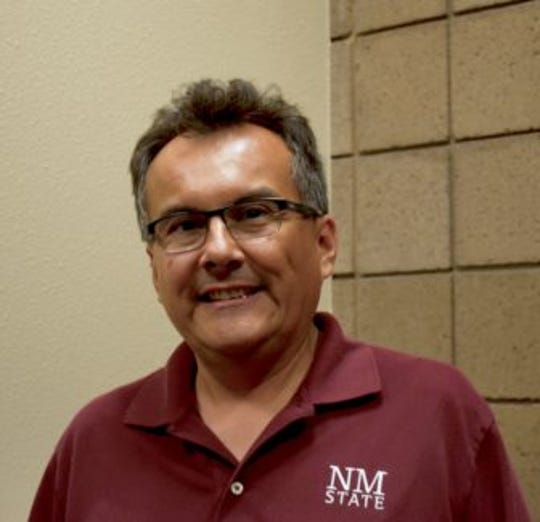Dr. David Dubois, State Climatologist for New Mexico