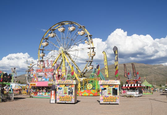 File photo of the Otero County Fair Rodeo 2019.