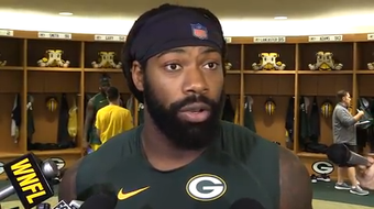 Packers outside linebacker Za'Darius Smith discusses the defense's challenge against the Broncos and Joe Flacco, his former teammate in Baltimore.