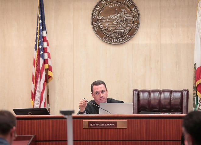 Riverside County Superior Court Judge Russell Moore — who had ruled on Sept. 9, 2019, that the two Coachella Valley men wouldbe resentenced in juvenile court—fileda 30-page ruling that also included hisargument that SB 1391 is unconstitutional.
