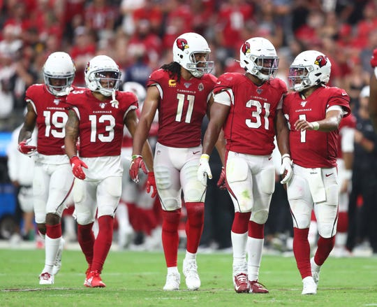 The 2019 Arizona Cardinals' schedule suddenly doesn't look so daunting.