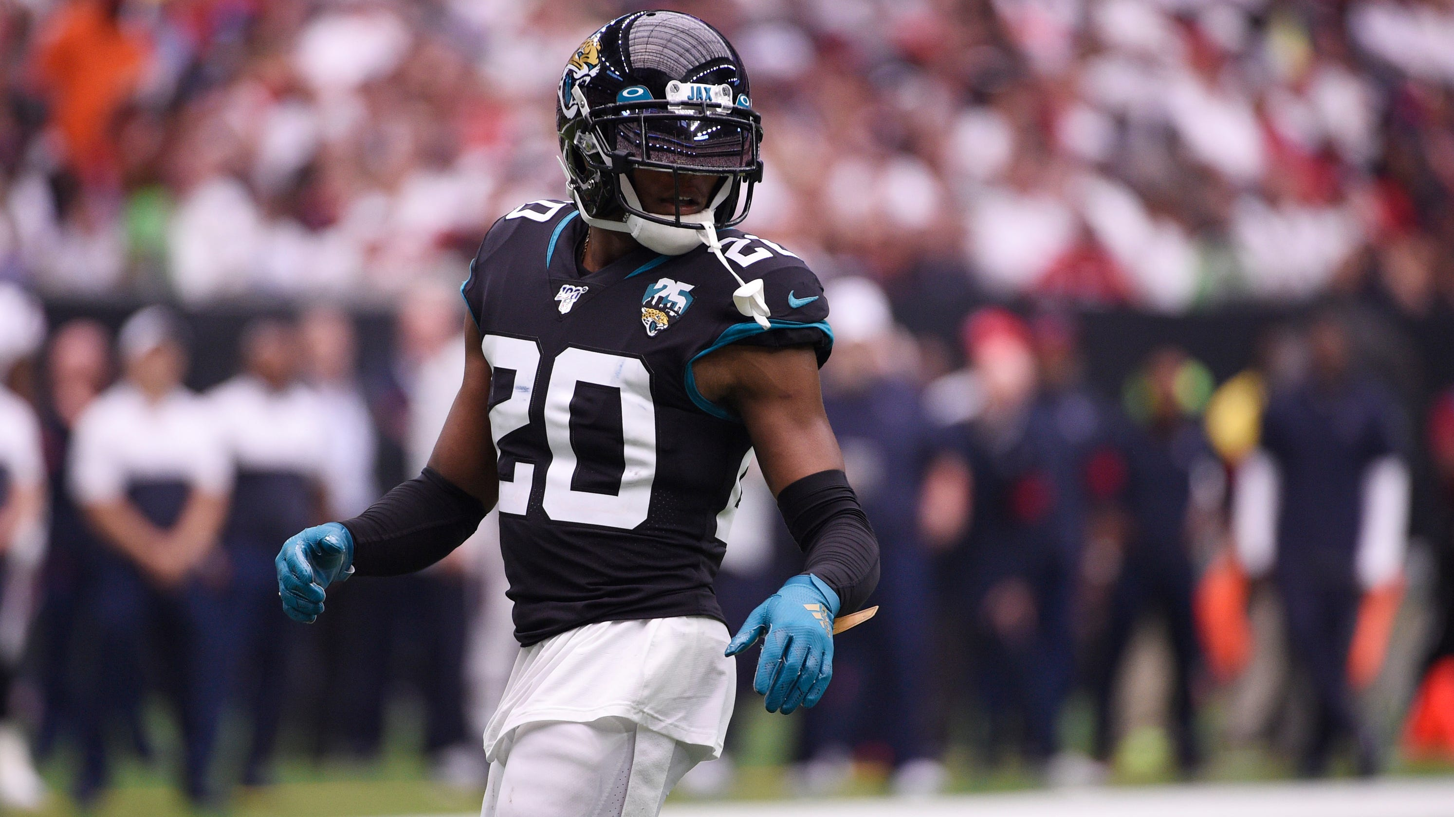 purchase cheap 2ac64 0cb5d Jalen Ramsey trade rumors: Arizona Cardinals-Jacksonville ...