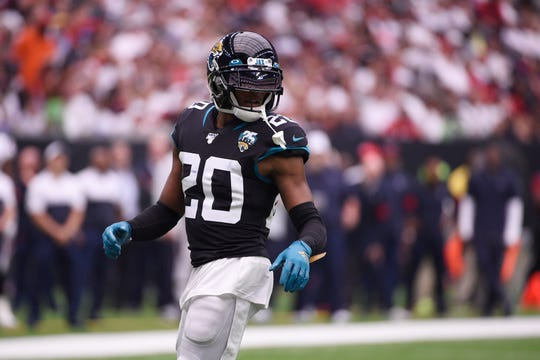 Jalen Ramsey (20) wants to be traded from the Jacksonville Jaguars. Are the Arizona Cardinals an option?