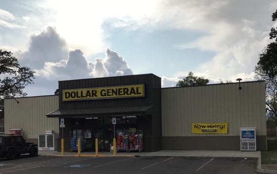The Dollar General in Jefferson opened in 2017.