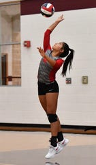 Sonora High School's Clarissa Rodriguez was voted the Week 6 Volleyball Player of the Week.