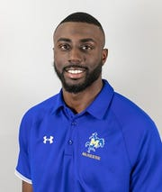 Kyle Washington is in his first year as an assistant football coach at McNeese State University.