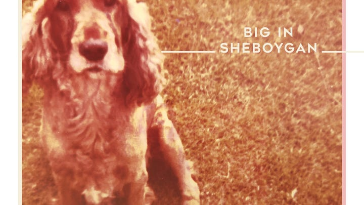 London band, Big in Sheboygan, hopes to one day play in the town that shares its name