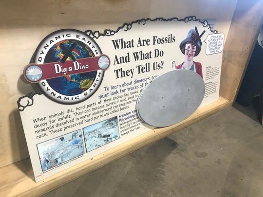 Science exhibit
