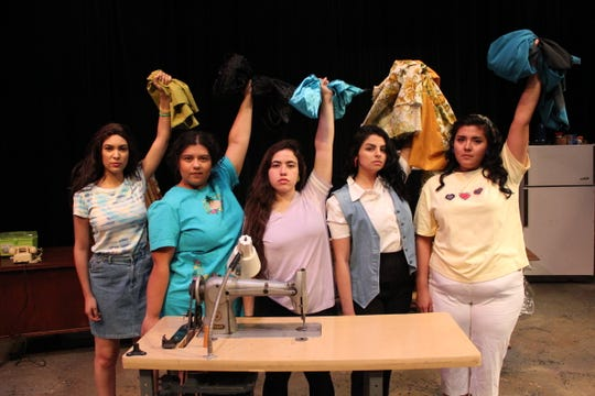 """The UTEP Department of Theatre and Dance will present """"Real Women Have Curves"""" as part of Hispanic Heritage Month."""