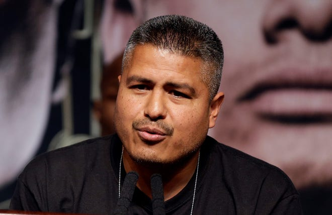 Trainer Robert Garcia continues to build his stable of boxers.