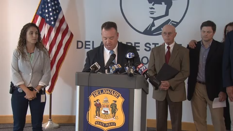 US marshals track down shooting suspect released in Dover due to 'communication errror'