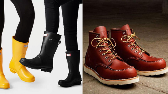 Stylish boots of fall 2019