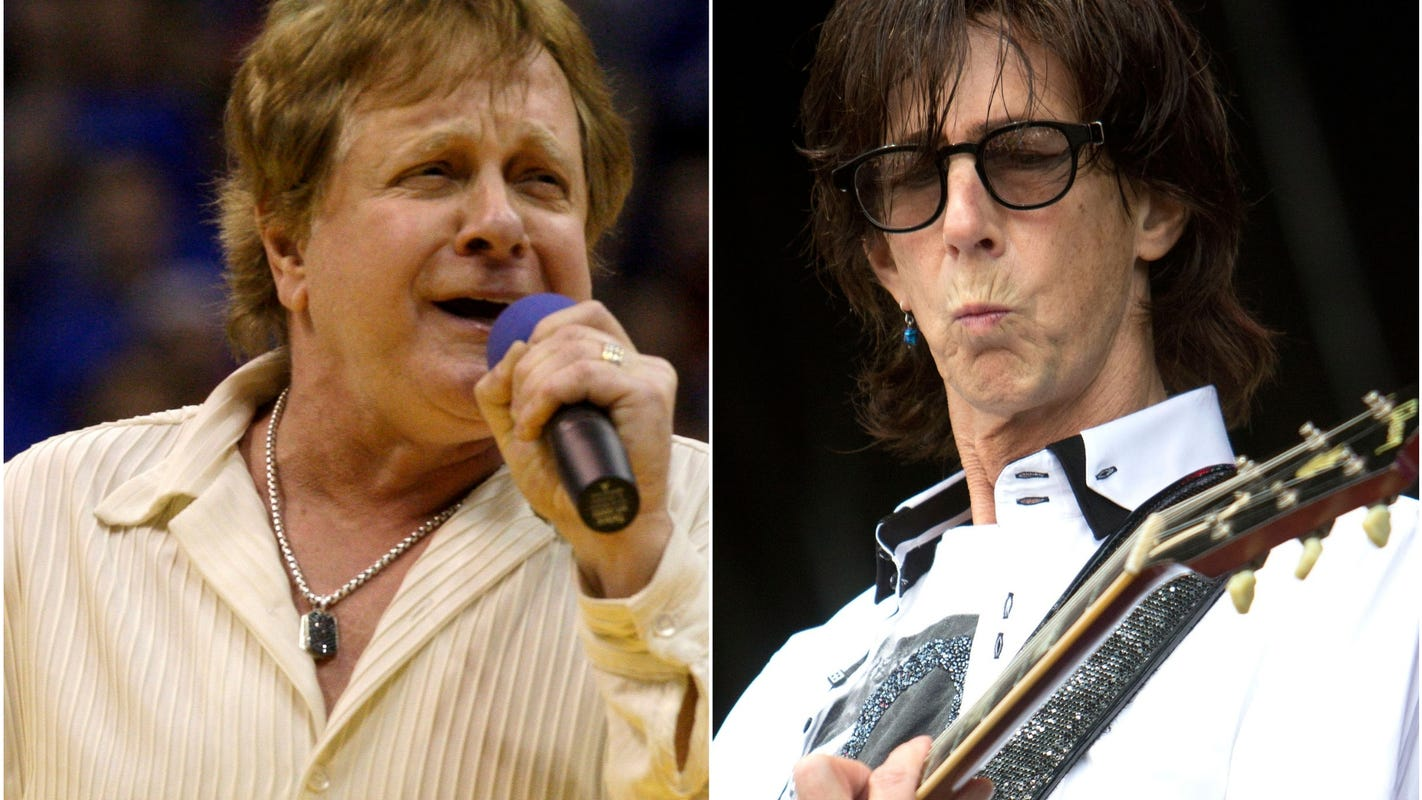 Eddie Money The Cars Music Sales Get Bumps From Grieving Fans