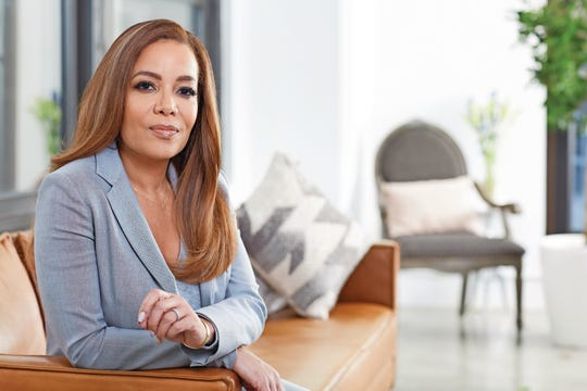 A former federal prosecutor and legal analyst, The View's Sunny Hostin has made a name for herself by speaking her mind.