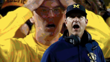 SportsPulse: They are always talked about but really have nothing to show for it. For Michigan and Notre Dame, winning this weekend will go a long way for them to be taken seriously.