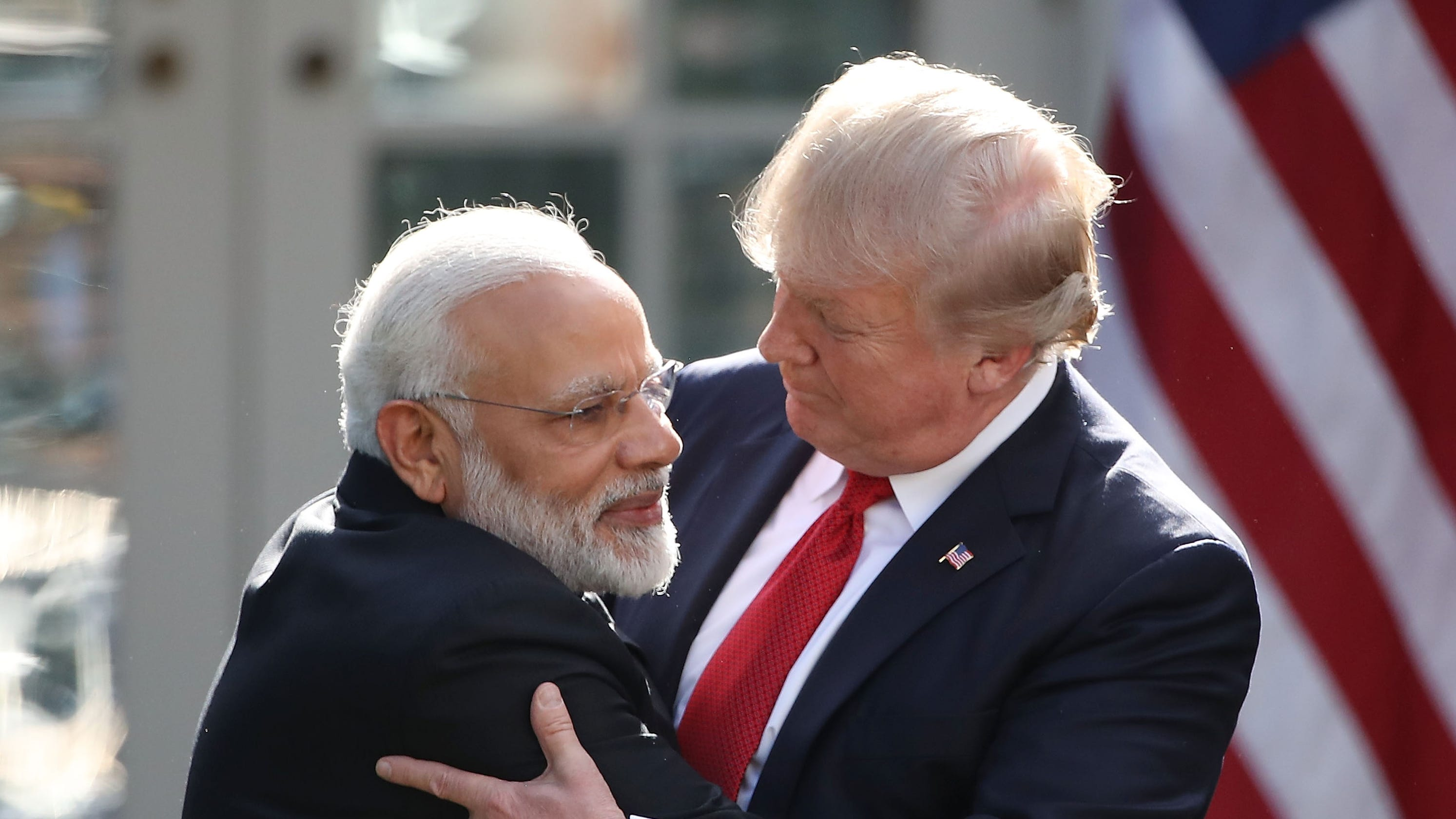 The Trump-Modi bromance: What sparked it and what do each of them stand to gain?