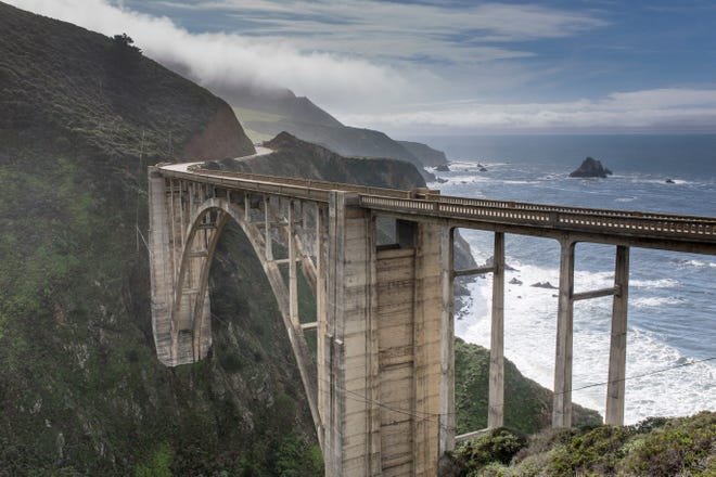 1. Pacific Coast Highway, California